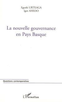 La nouvelle gouvernance en Pays basque