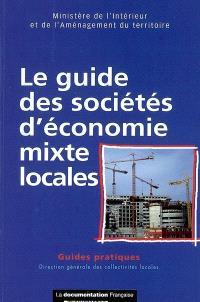 Le guide des sociétés d'économie mixte locales