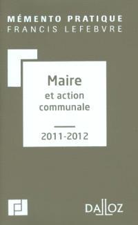 Maire et action communale 2011-2012