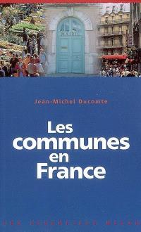 Les communes en France