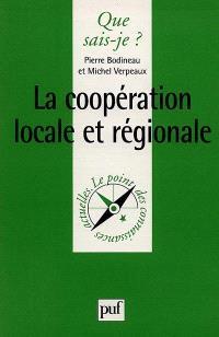 La coopération locale et régionale