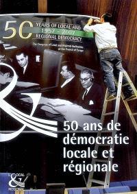 50 ans de démocratie locale en Europe