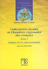 Collectivités locales et chambres régionales des comptes