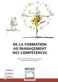De la formation au management des compétences