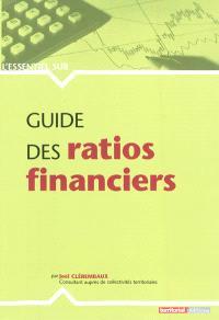 Guide des ratios financiers