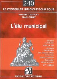 L'élu municipal