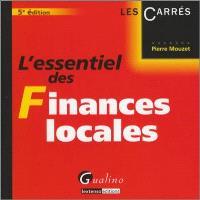 L'essentiel des finances locales