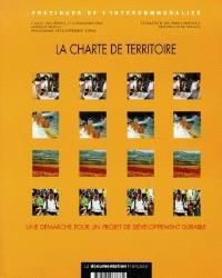 La charte de territoire : une démarche pour un projet de développement durable