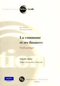 La commune et ses finances 2001 : guide pratique