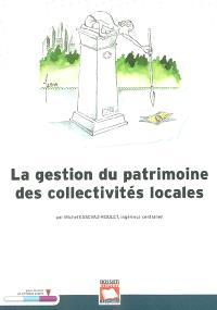 La gestion du patrimoine des collectivités locales