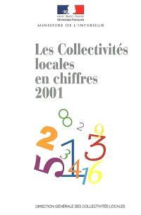 Les collectivités locales en chiffres, 2001
