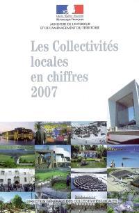 Les collectivités locales en chiffres, 2007