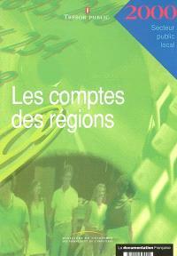 Les comptes des régions 2000