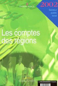 Les comptes des régions 2002 : secteur public local