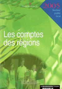 Les comptes des régions 2005