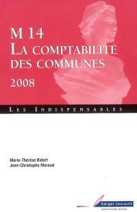 M14, la comptabilité des communes : 2008