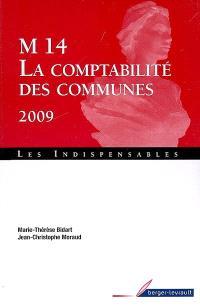 M14, la comptabilité des communes : à jour au 11 mai 2009