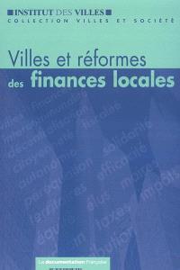 Villes et réformes des finances locales