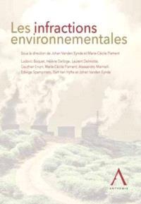 Les infractions environnementales
