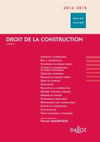 Droit de la construction 2014-2015