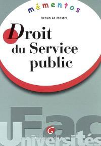 Droit du service public