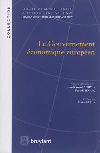 Le gouvernement économique européen
