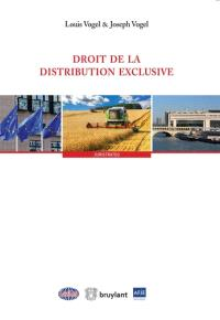 Droit de la distribution exclusive
