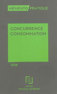 Concurrence consommation 2016