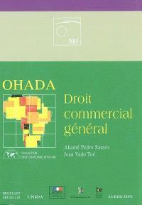OHADA : droit commercial général