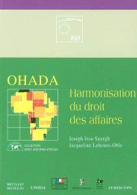 OHADA : harmonisation du droit des affaires