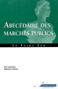 Abécédaire des marchés publics