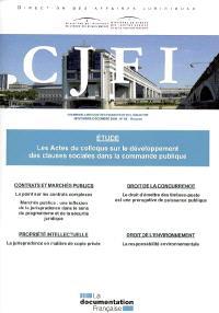 Courrier juridique des finances et de l'industrie (Le). n° 54