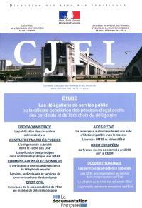 Courrier juridique des finances et de l'industrie (Le). n° 56
