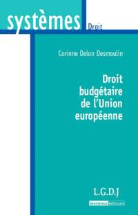 Droit budgétaire de l'Union européenne