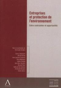 Entreprises et protection de l'environnement : entre contraintes et opportunités