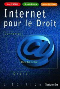 Internet pour le droit : connexion, recherche, droit