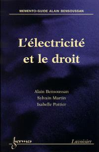 L'électricité et le droit