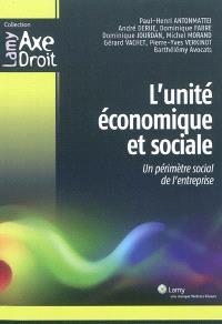 L'unité économique et sociale : un périmètre social de l'entreprise