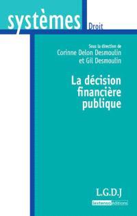 La décision financière publique