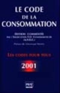 Le code de la consommation