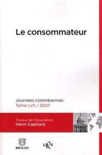 Le consommateur : journées colombiennes 2007