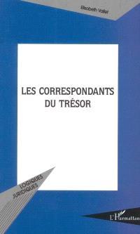 Les correspondants du Trésor