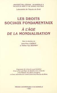 Les droits sociaux fondamentaux à l'âge de la mondialisation
