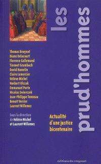 Les prud'hommes : actualité d'une justice bicentenaire