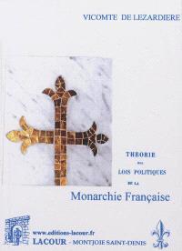 Théorie des lois politiques de la monarchie française. Volume 4