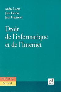 Droit de l'informatique et de l'Internet