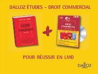 Code Dalloz études, droit commercial 2008