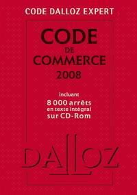 Code de commerce 2008