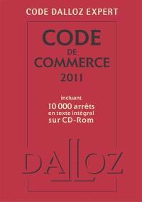 Code de commerce 2010