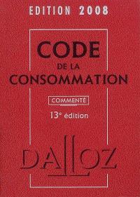 Code de la consommation 2008